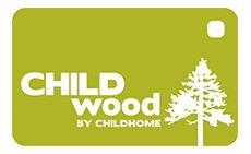 Logo child wood
